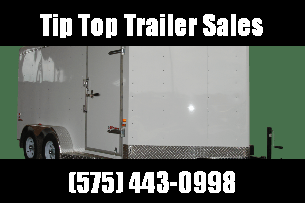 2019 GR Trailers CT7012W07L Enclosed Cargo Trailer