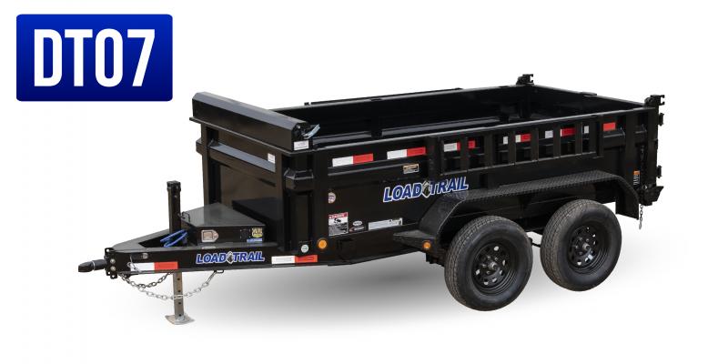 2020 Load Trail DT10 60 x 10 Dump Trailer
