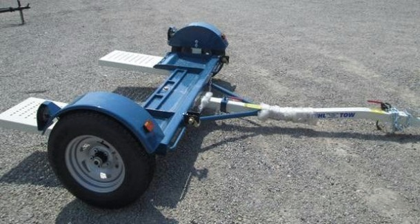 2017 Stehl ST80TD Tow Dolly