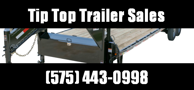 2019 Lamar Trailers 26' GN FLATBED