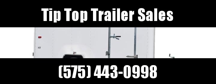 2019 Look Trailers STLC4X6 Enclosed Cargo Trailer