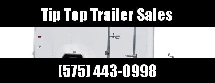 2019 Look Trailers STLC4X6 Enclosed Cargo Trailer