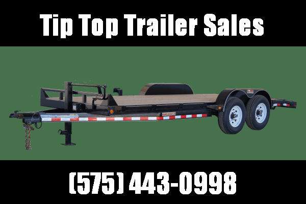 2019 GR Trailers CH7020 Car / Racing Trailer