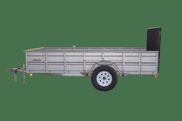2019 GR Trailers BP141 Utility Trailer