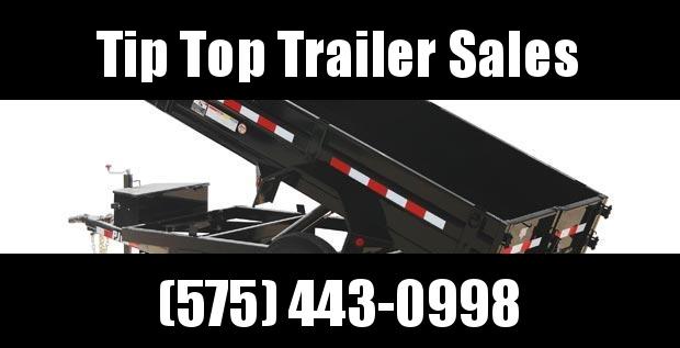 2019 PJ Trailers 60 in. Utility Dump (D5) Dump Trailer