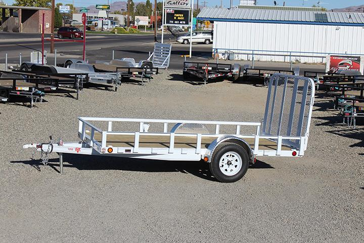 "2019 PJ Trailers 10'x72"" Sngl Axle Channel Utility Trailer"