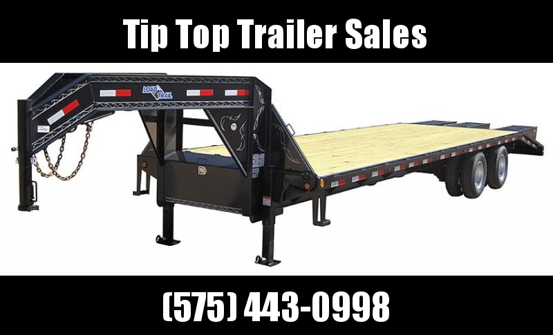 2018 Load Trail GH14 Heavy Duty 102 x 25 Equipment Trailer