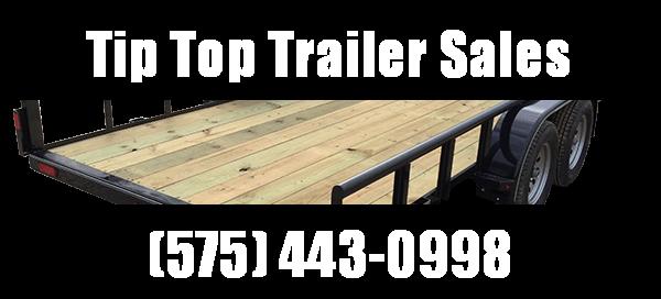 2019 Lamar Trailers Tandem Axle Utility (UT) 3K - 7K Utility Trailer