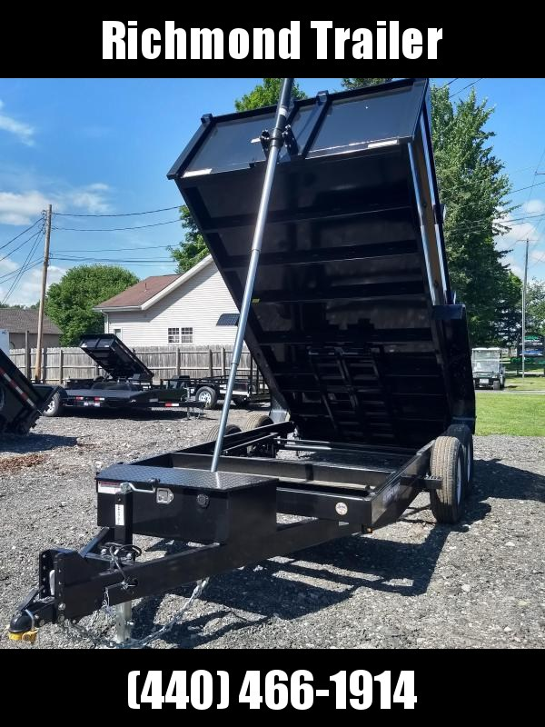 2019 Sure-Trac 7x14 HD Low Profile Dump Trailer