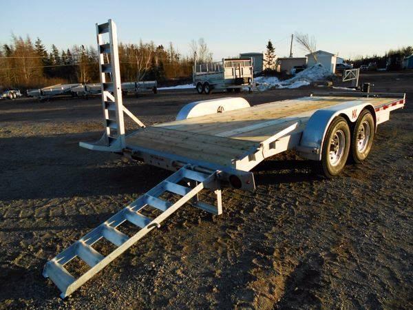 2018 K Trail CH 80 x 18 - 14k Galvanized Equipment