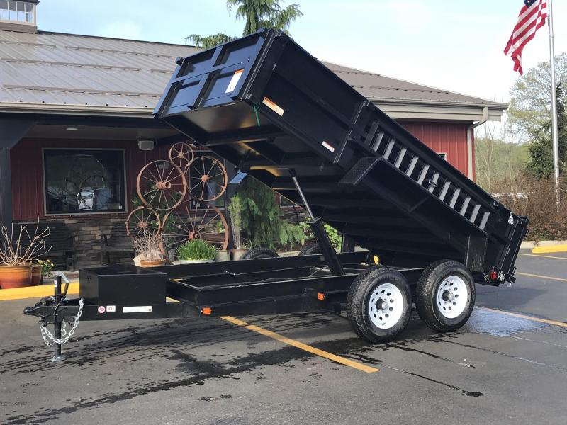2019 6'x12' Low Pro Value Dump Trailer KG053323