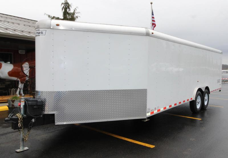 2017 Haulmark 8.5'x27'  Enclosed Cargo Trailer
