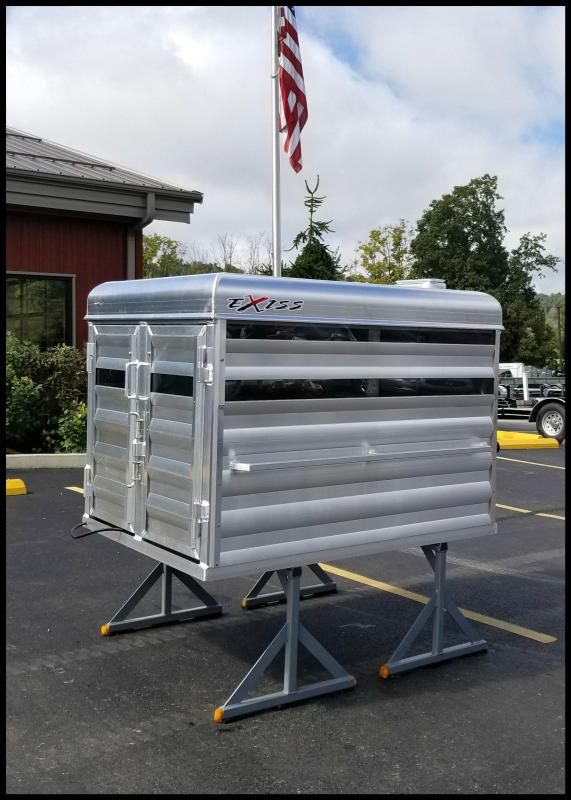 2019 Exiss Aluminum Stock Box