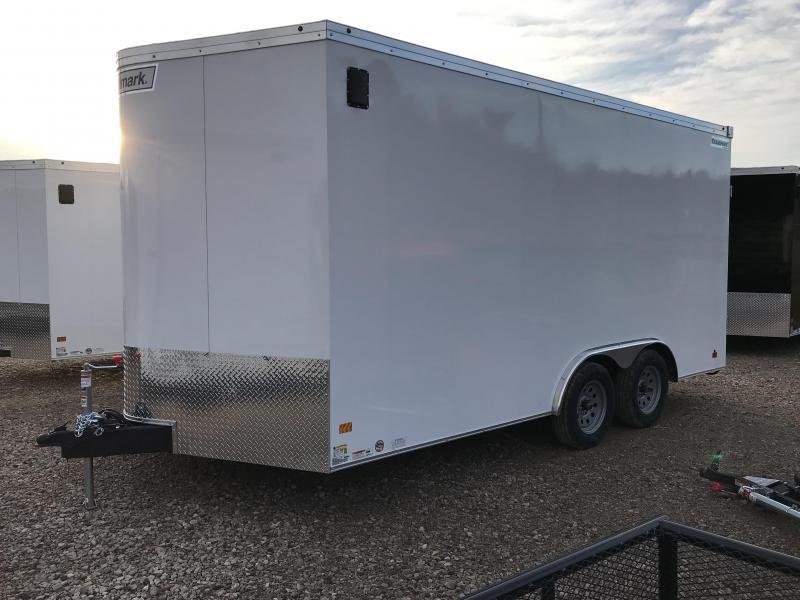 2019 Haulmark Transport 8.5'x16' Tandem Axle Cargo Trailer KH000693