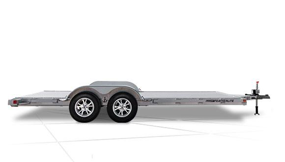 2018 Featherlite 3182 Car / Racing Trailer