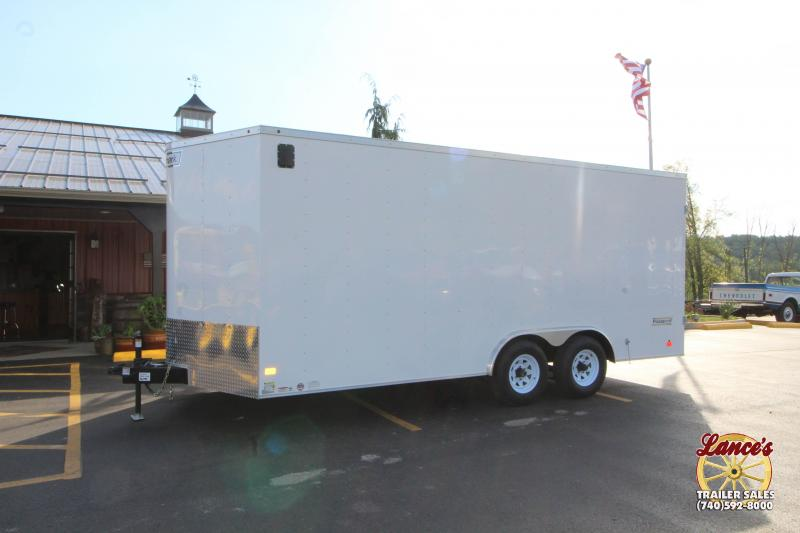 "2018 Haulmark Passport 8.5'x18' ""Heavy Duty"" 10K Cargo Trailer"