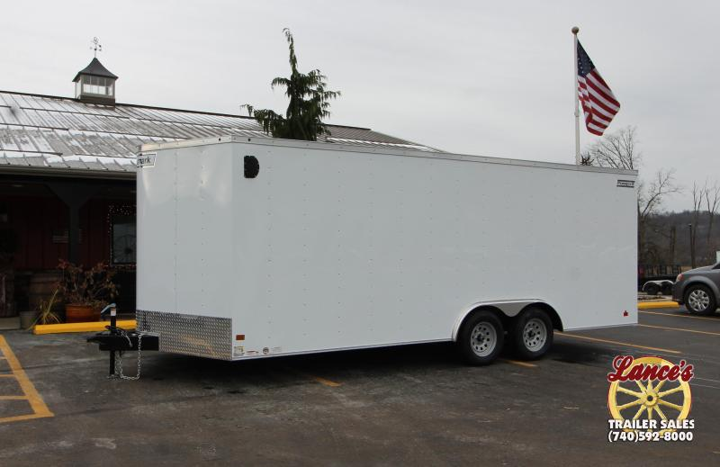 2019 Haulmark Passport 8.5' x 20' Cargo Trailer