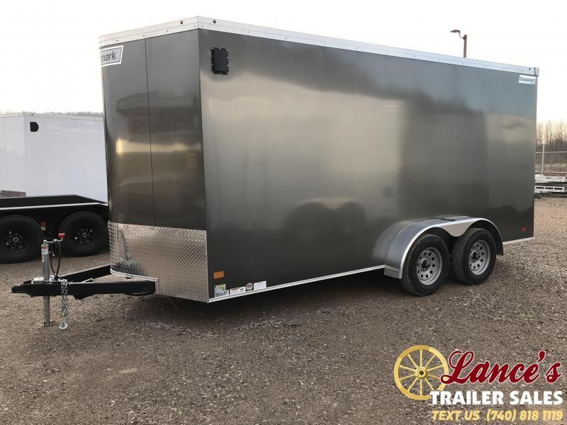 2019 Haulmark Transport 7'x16' Tandem Axle Cargo Trailer KH000689