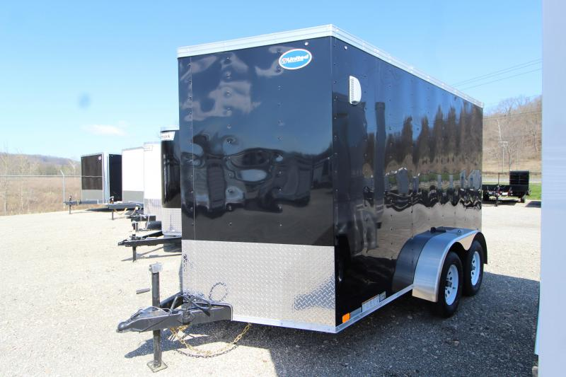 2018 United Trailers XLV-712TA35-8.5-S 7X12 Enclosed Cargo Trailer