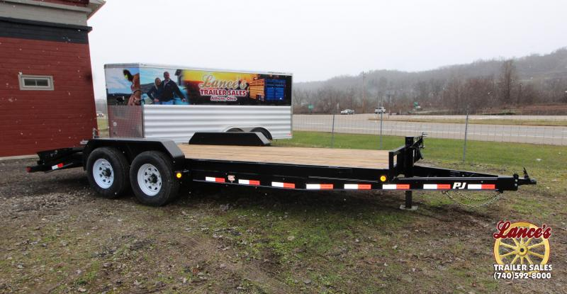 "2019 PJ 83""x20' 6"" Channel Open Car Hauler K3036526"