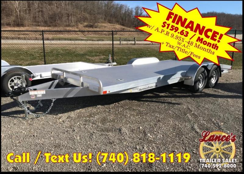 2018 ATC Arrow 20' Open Car Hauler KC211375