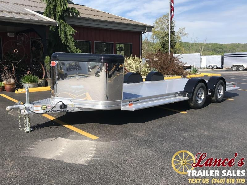 2020 Sundowner 22' Ultra Open Car Hauler