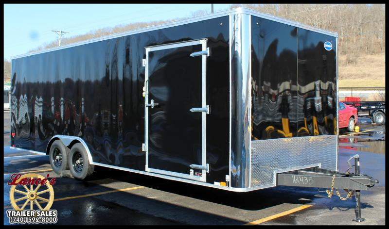 "2018 United Trailers XLT-8'5""x24' Car Hauler"