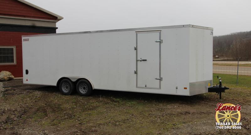 2019 Haulmark Passport 8.5' x 24' Cargo Trailer
