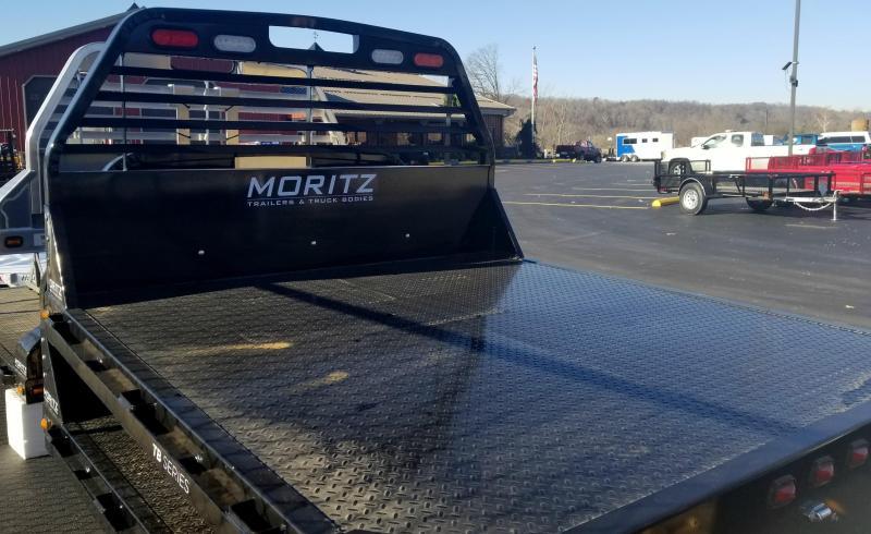 2019 Moritz 7'Wx8'6L (SRW) Truck Bed