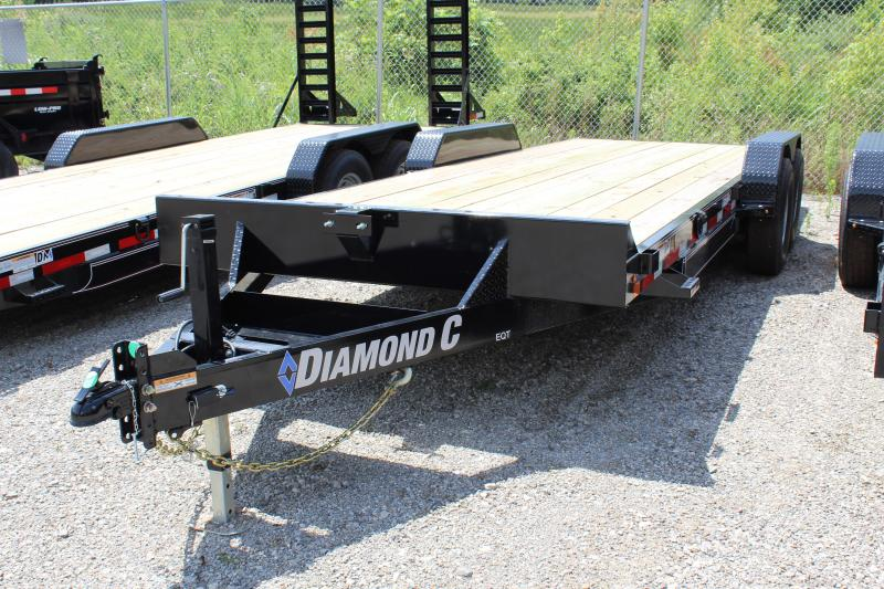 2019 Diamond C 20X82 Equipment Trailer