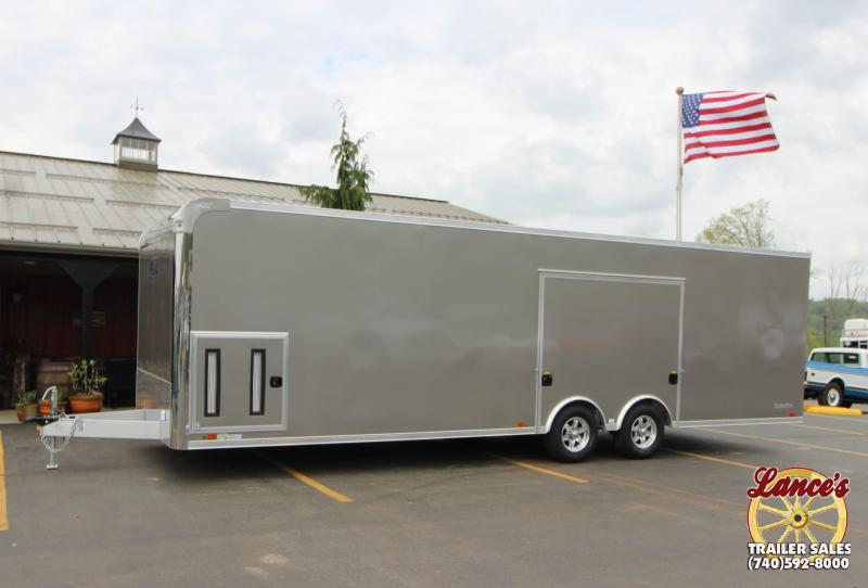 2019 ATC 28' Raven Plus Enclosed Car Hauler