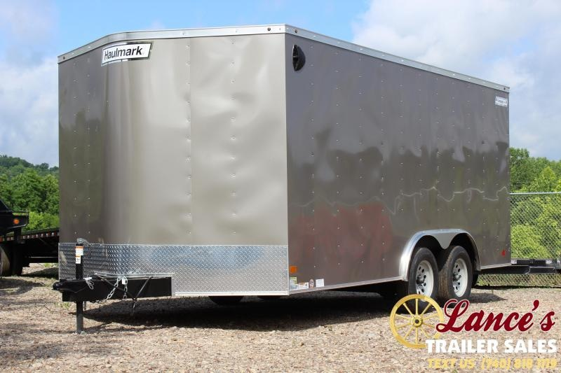 "2019 Haulmark 8.5'x16'x6'6"" Enclosed Cargo Trailer"