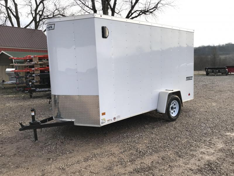 2018 Haulmark Passport 6'x12' Single Axle Cargo Trailer JH369714