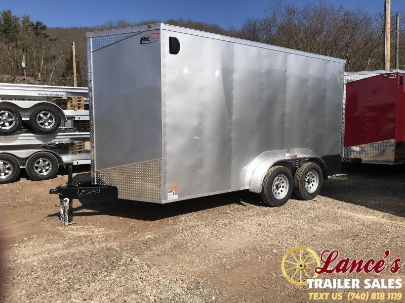 2019 RC Trailers 7'x14' Enclosed Cargo KM652144
