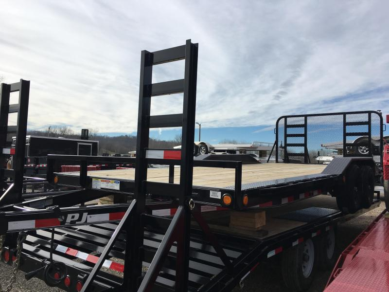"2019 PJ 102""x20' 5"" Channel Open Car Hauler K3036534"
