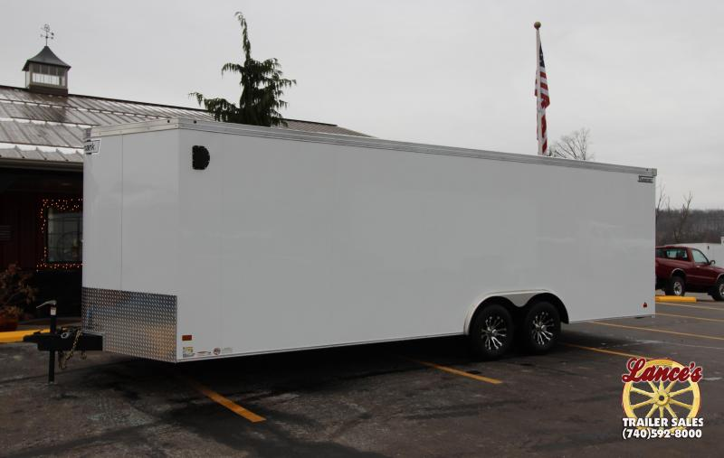 2019 Haulmark Transport 8.5' x 24' Enclosed Car Hauler KH000372