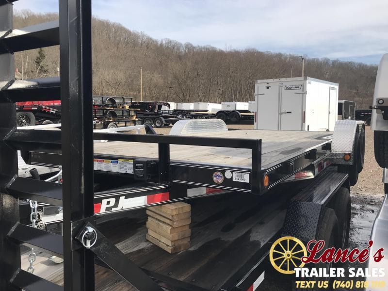 "2019 PJ 83""x18' 5"" Channel Open Car Hauler K2591307"