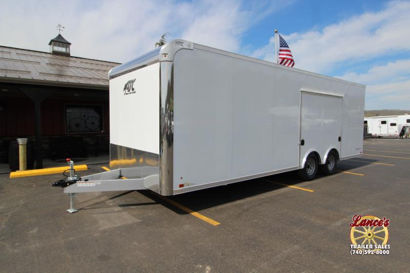 "2019 ATC 24' ""The Raven""  Car/Racing Trailer"
