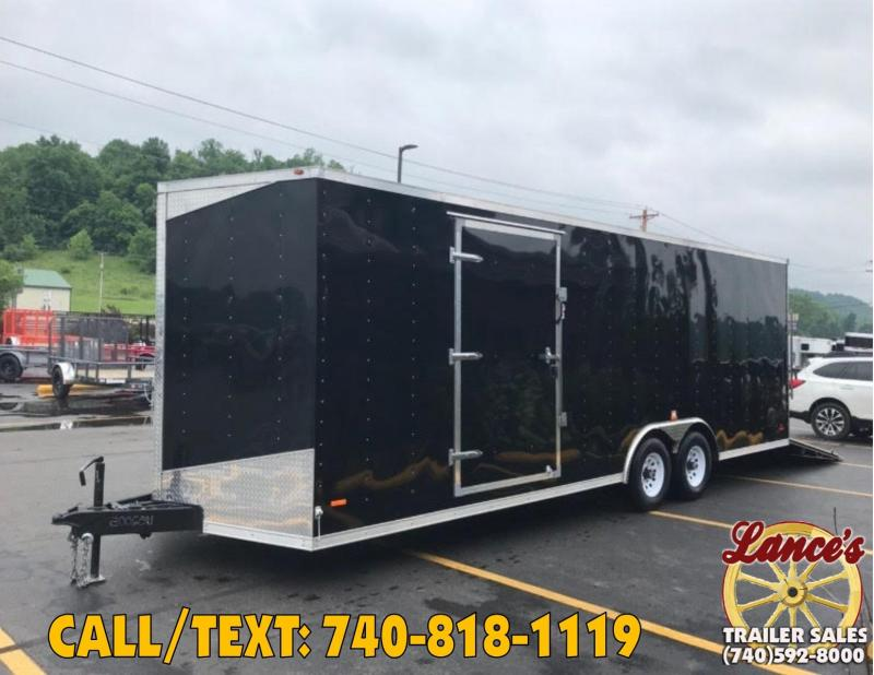 2019 RC ENCLOSED CAR TRAILER