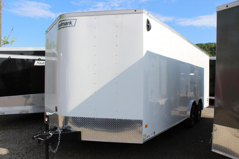 "2019 Haulmark 8.5'x16'x6'6"" Enclosed Cargo Trailer"