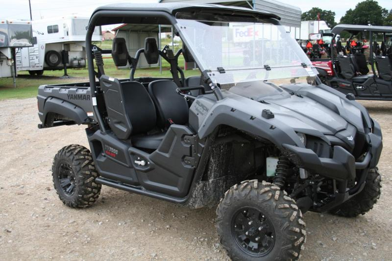 2018 Yanmar Special Addition Bull Series Utility Side-by-Side (UTV)