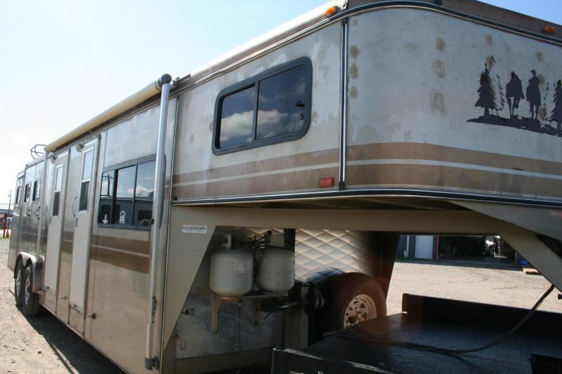 1992 Other 2H Horse Trailer