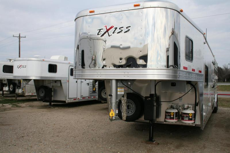 2015 Exiss STC 830 LQ W/ BUNK BED