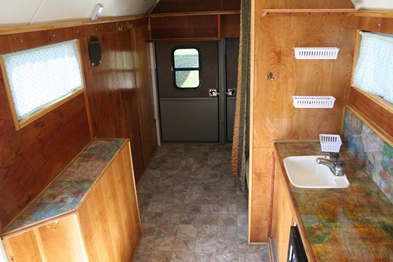 1987 Sundowner Trailers 2H Converted to Expandable Camper Trailer