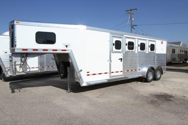 2019 Hart Solution 4H Using Horse Trailer