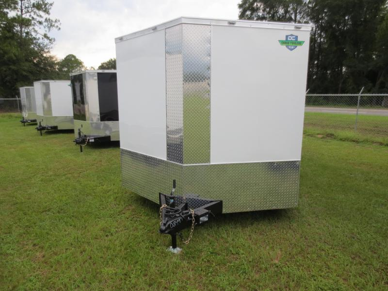 8.5x24 Tandem Axle Enclosed Cargo Trailer