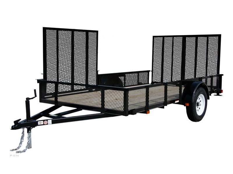 2018 Carry-On 6X12 ATV Trailer 2019339
