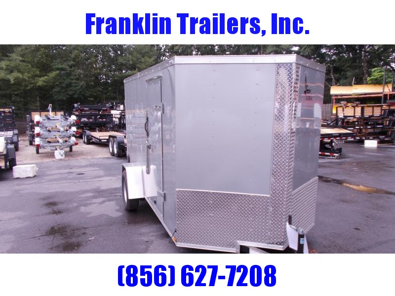 2019 Lark 6x12 Enclosed Cargo Trailer 2020831