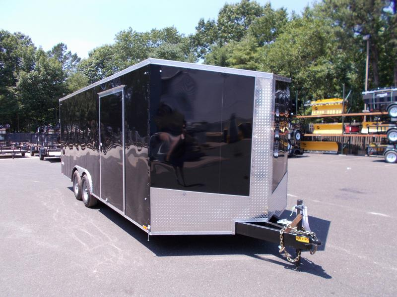 2018 Cargo Express 8.5x20 Wide Cargo 10k Cargo / Enclosed Trailer 2019164