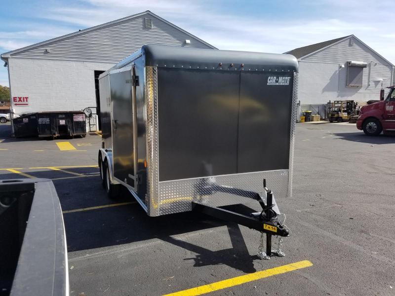 2019 Car Mate Trailers 7x14 Enclosed Cargo Trailer 2019589